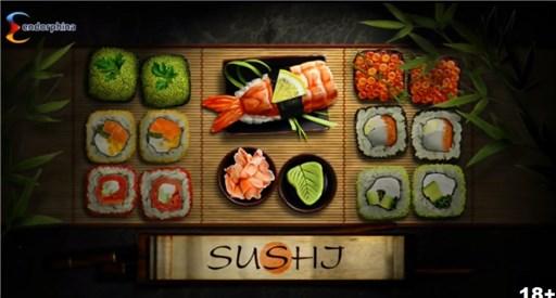 Endorphina Sushi slot