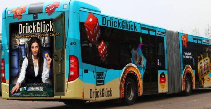 DrueckGlueck Bus