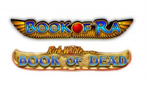 book of ra - book of dead