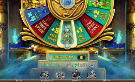 iSoftbet Eye of the Amulet slot