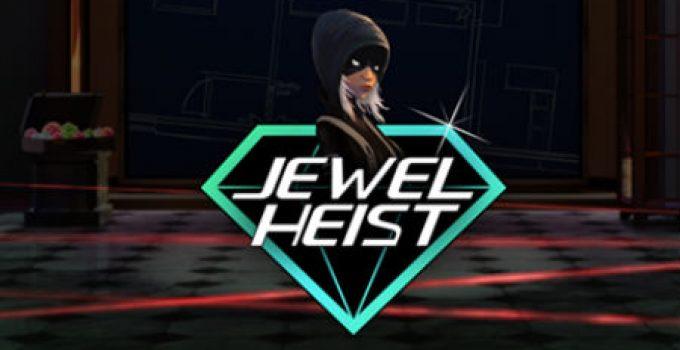jewel heist slot