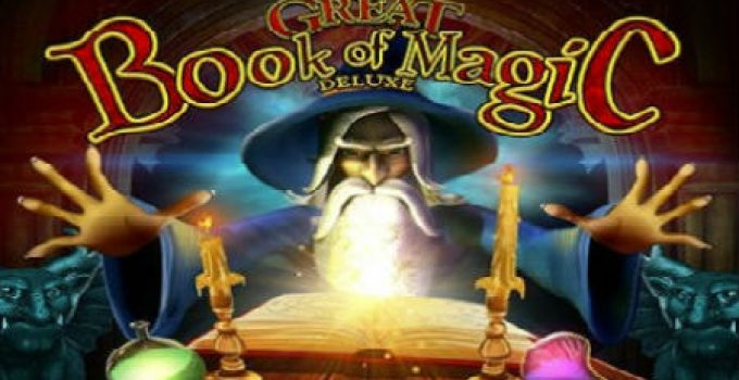 Great Book Of Magic slot - Wazdan