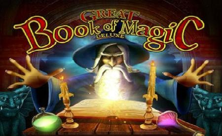 Great Book Of Magic slot - Wazdan