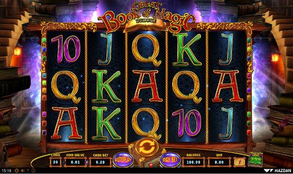 Casino Spiel Wazdan