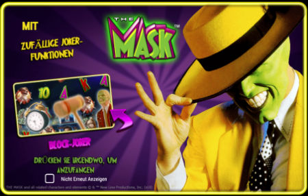 The Mask spielautomat