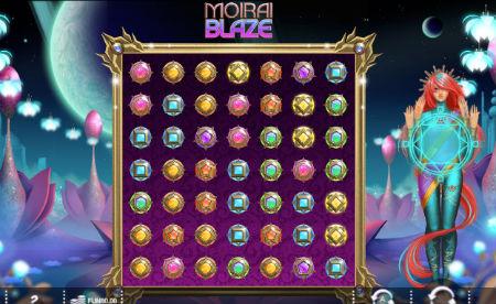 Moria Blaze casino spiel